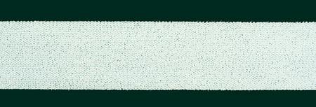 Gardinenband Flauschband Klettband weiß Breite 20mm