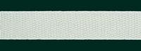 Gardinenband Pilzband Klettband selbstklebend weiß Breite 20mm