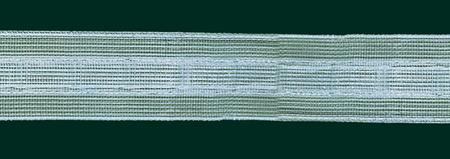 Gardinenband Taschenband 18mm transparent