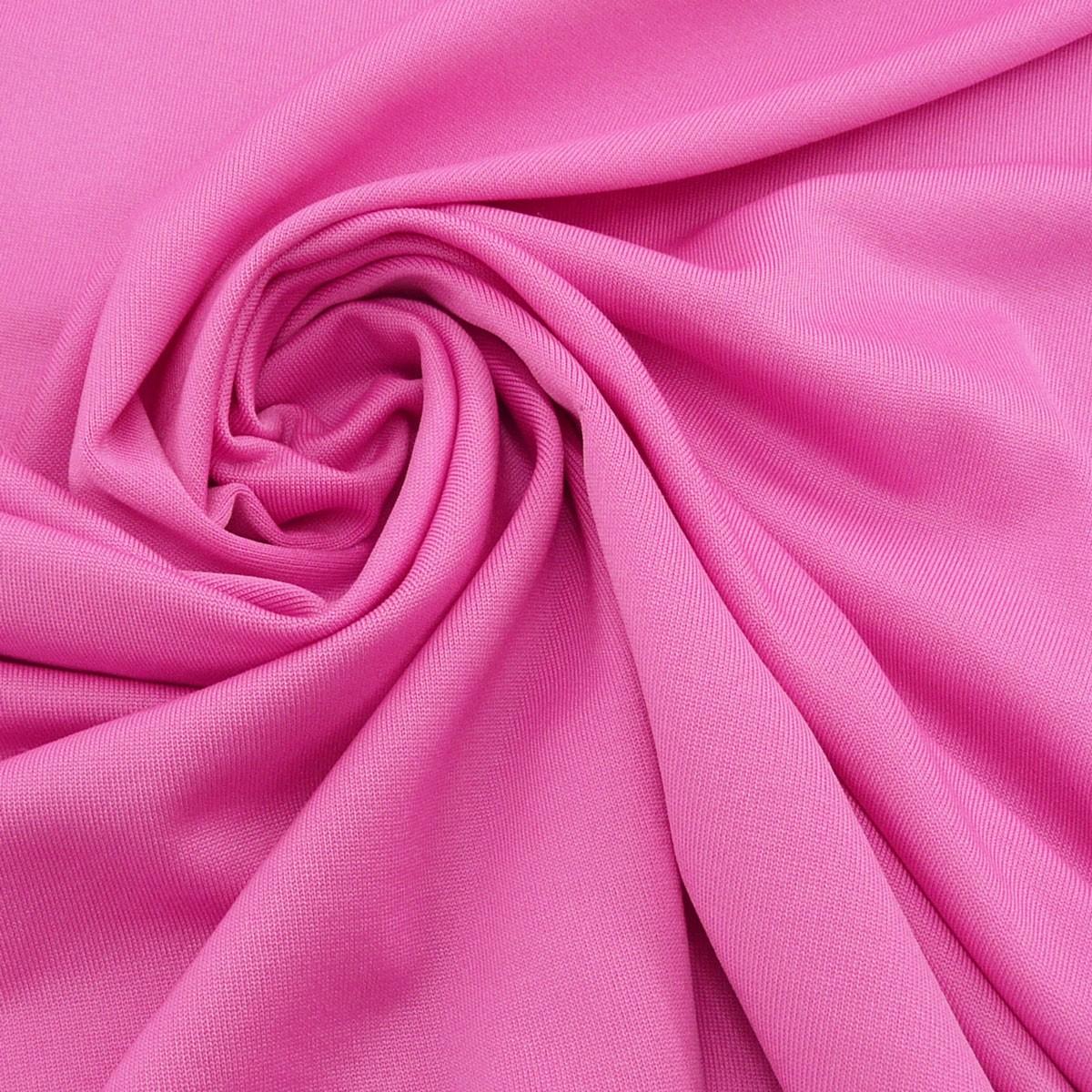 kreativstoff elastic bademodenstoff uni pink 4052612065614 ebay. Black Bedroom Furniture Sets. Home Design Ideas