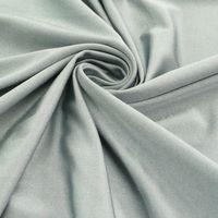 Kreativstoff Elastic Bademodenstoff uni grau 001
