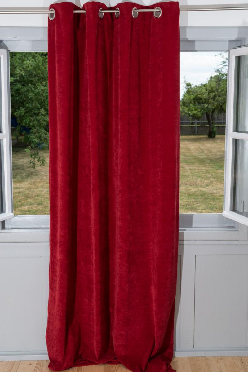 Rot Vorhang