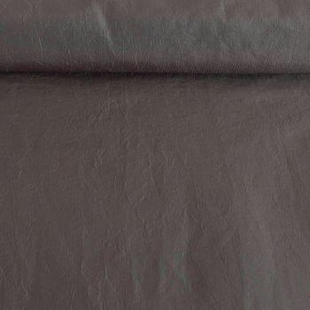 Bekleidungsstoff Taftoptik braun 140cm – Bild 1