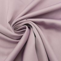 Royal Micro Satin Stoff Meterware mauve fliederlila 001