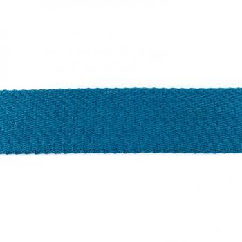 Gurtband Baumwolle jeansblau Breite: 4cm