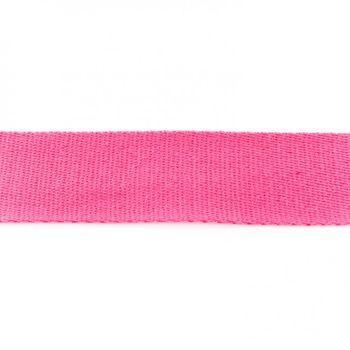 Gurtband Baumwolle pink Breite: 4cm