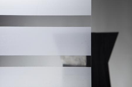 Statische Sichtschutzfolie Shade Streifen 90cmx1,5m