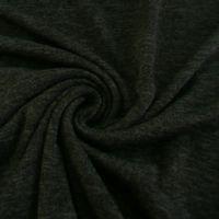 Strickstoff schwarz meliert 1,50m Breite 001
