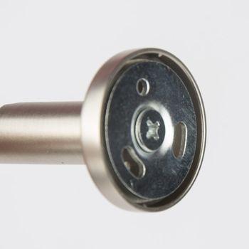 Serie NewYork Träger lang 2-Lauf Ø20mm edelstahl-optik – Bild 3