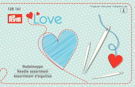 Prym Love Nadelmappe 12x8cm