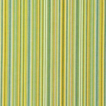 Outdoorstoff Markisenstoff Gartenmöbelstoff Toldo Streifen grün gelb weiß – Bild 1