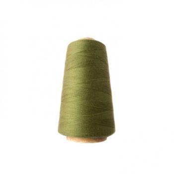 Overlock Nähgarn 2700m 40/20 oliv grün