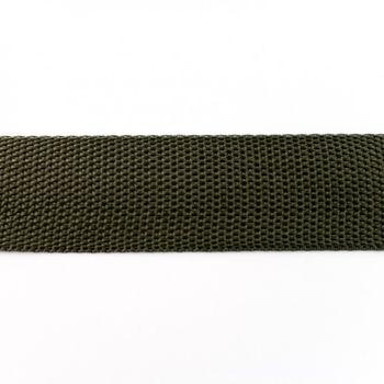 Gurtband dunkelgrün army Breite: 4cm
