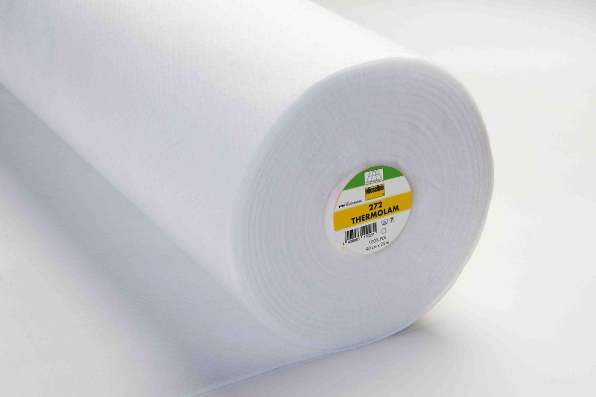 Vlieseline Thermolam weiß 90cm Breite