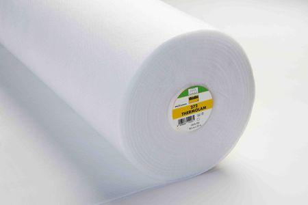 Vlieseline Thermolam weiß 90cm Breite – Bild 1