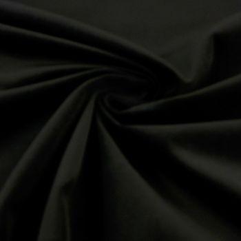Bezugsstoff Polsterstoff Samtstoff Samt schwarz – Bild 1