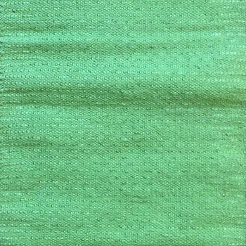 Langflorteppich Badteppich Sparkle 70x120cm grün – Bild 2