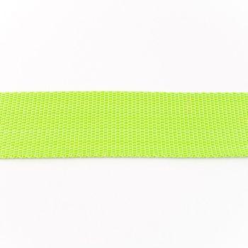 Gurtband lime Breite: 4cm
