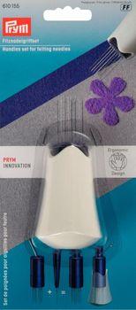 Prym Filznadelgriffset ergonomisch 7x4,5cm
