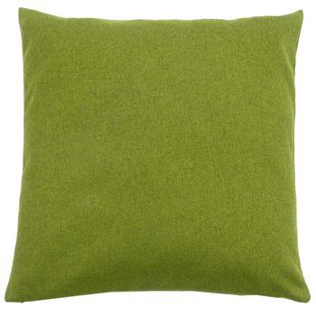 Kissenhülle FILZO Filzstoff grün meliert 40x40cm