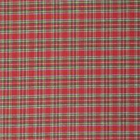 Dekostoff Karo klein rot grün gelb blau weiß 001