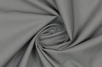 Baumwoll Popeline Bekleidungsstoff grau 1,4 m Breite
