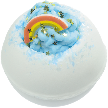 Bomb Cosmetic Badekugel Badebombe Over the Rainbow