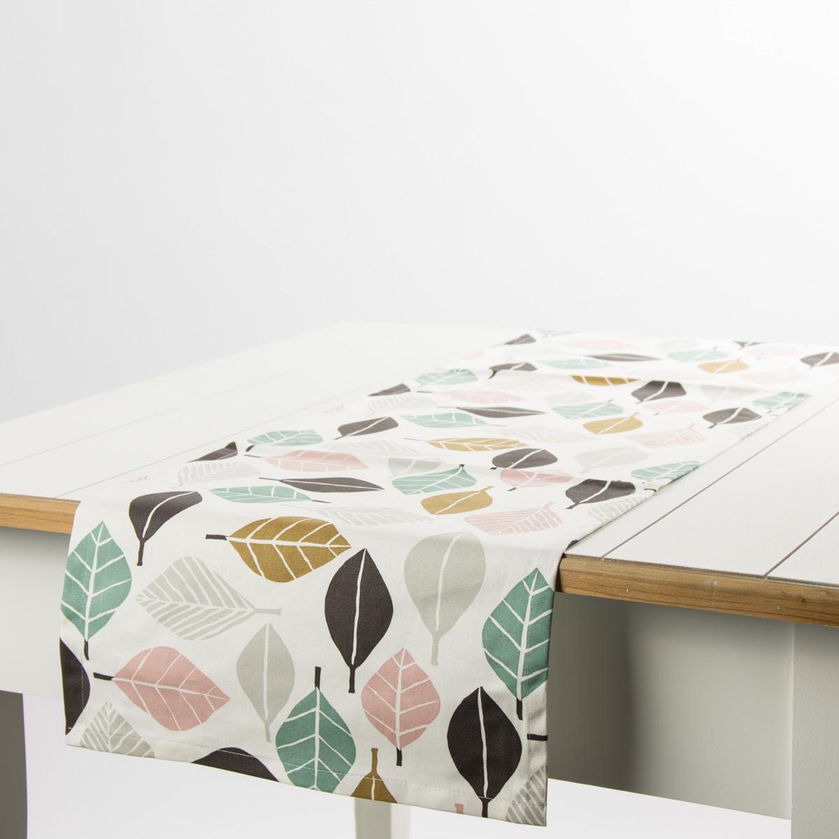 sch ner leben tischl ufer bl tter wei petrol rosa. Black Bedroom Furniture Sets. Home Design Ideas