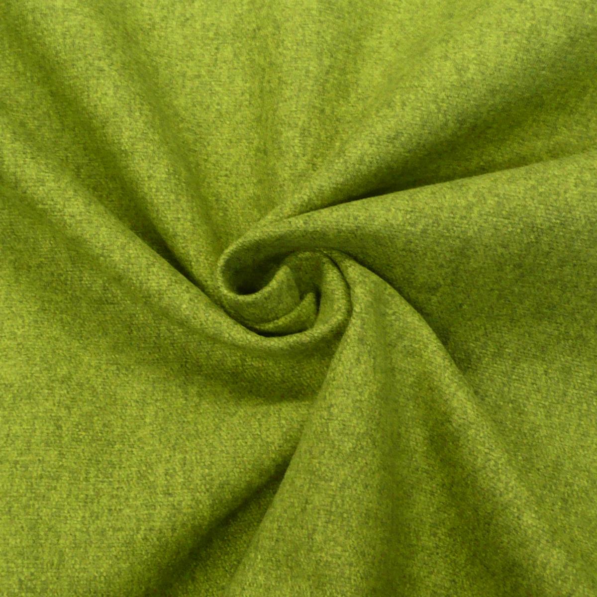 Möbelstoff Filz FILZO moos grün 1,40m Breite