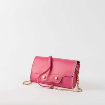 House of  Envy Handtasche Lipstick Clutch pink – Bild 1