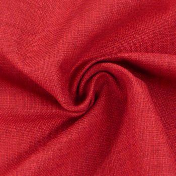 Bezugsstoff Möbelstoff Brooks rot