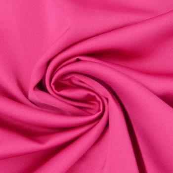 Royal Micro Satin Stoff Meterware pink fuchsia