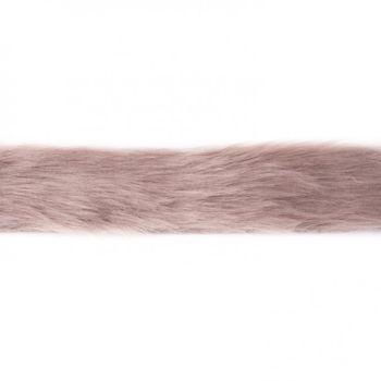 Fellband Band kiesel Breite: 4cm