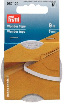 Prym Wonder Tape 9m x 6mm