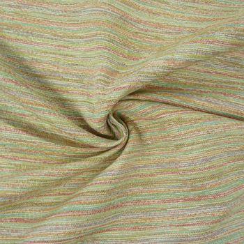 Möbelstoff Bezugsstoff TRAMIN dünne Streifen bunt meliert
