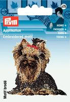 Prym Applikation Hund 6x5,5cm 001