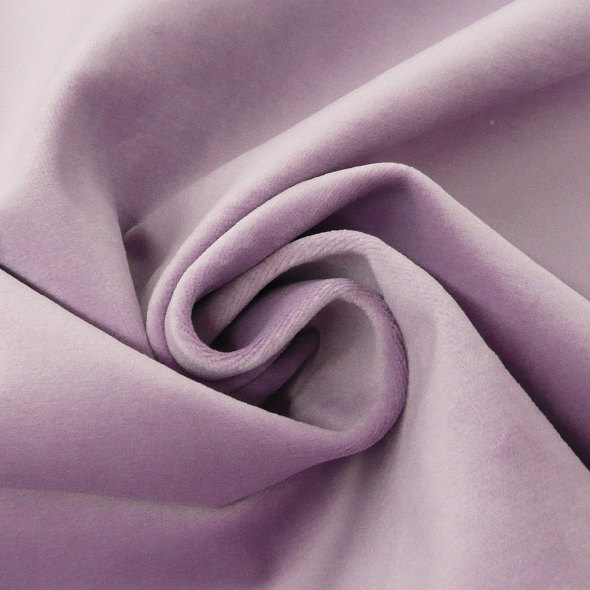 bezugsstoff polsterstoff samtstoff samt pastell flieder lila alle stoffe stoffe uni samt. Black Bedroom Furniture Sets. Home Design Ideas