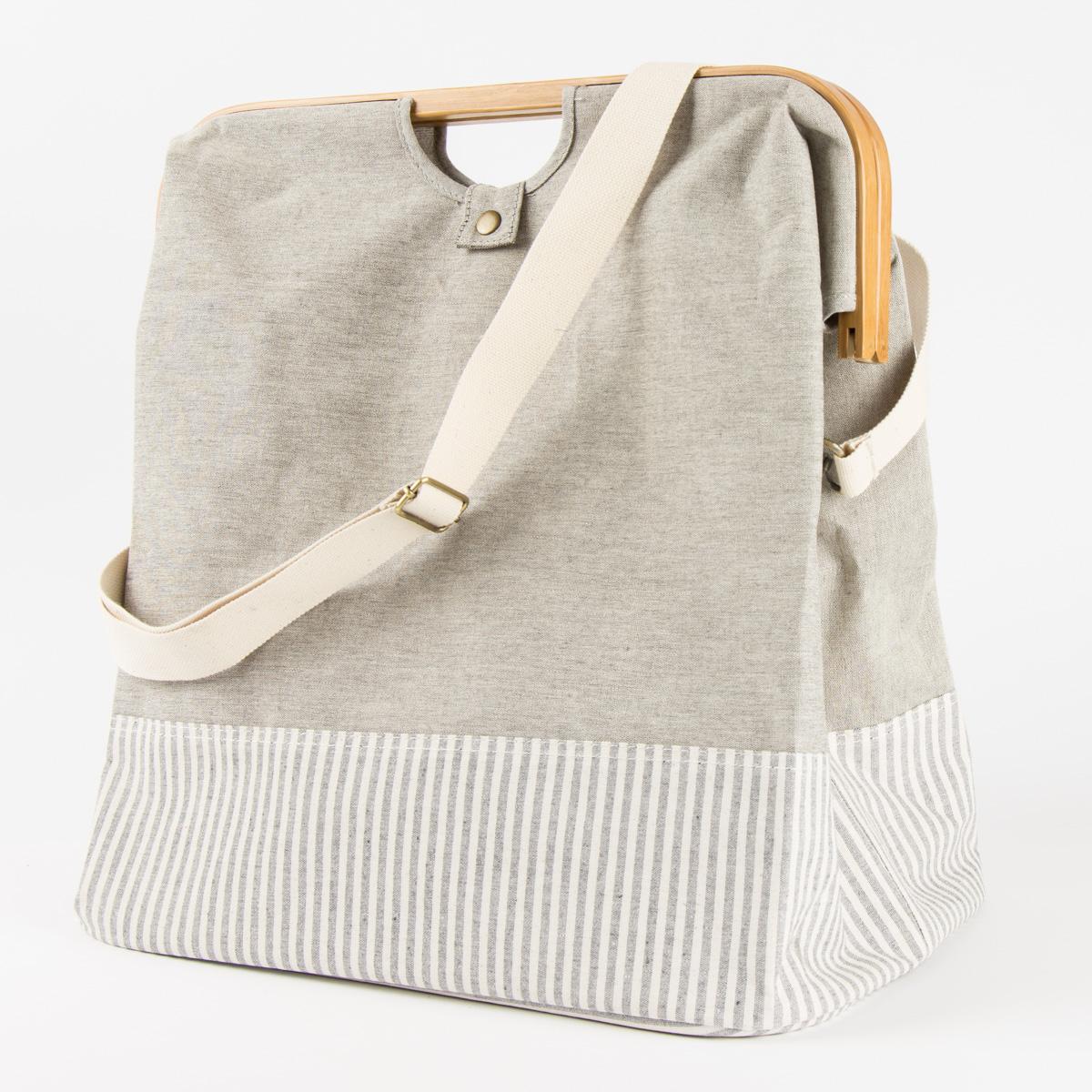 Prym Tasche Store & Travel Bag M grau