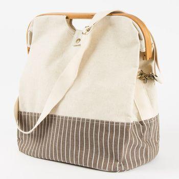 Prym Tasche Store & Travel Bag S natur braun – Bild 1