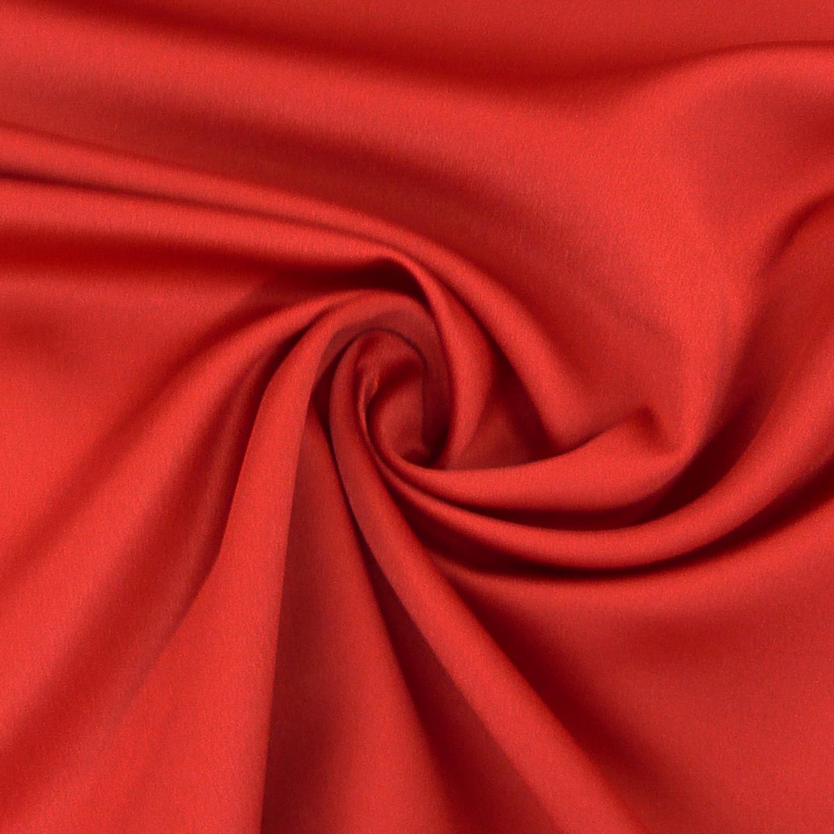 gardinenstoff meterware velvet einfarbig rot 1 48m breite stoffe stoffe uni polyester. Black Bedroom Furniture Sets. Home Design Ideas