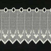 Bistrogardine Spitze Hirsch creme 26cm 001