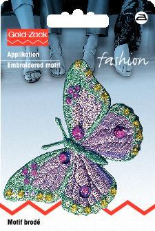 Prym Applikation Schmetterling 8x5cm
