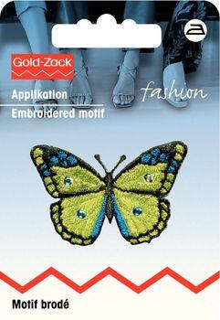 Prym Applikation Schmetterling 4,6x3,2cm