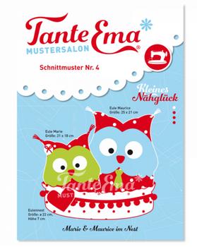 Tante Ema Schnittmuster Kleines Nähglück Eulennest