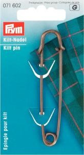 Prym Kilt Nadel MS 76mm bronze