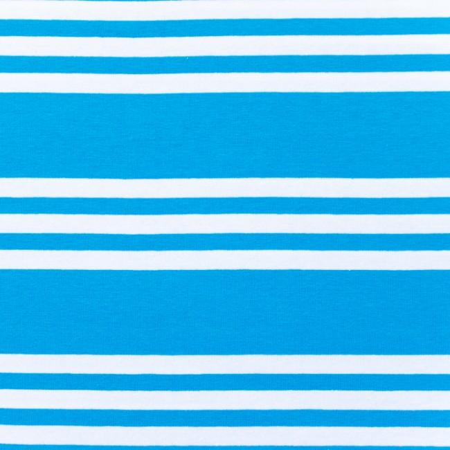 jersey stoff 3 streifen blau wei alle stoffe stoffe gemustert stoff streifen. Black Bedroom Furniture Sets. Home Design Ideas
