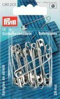 Prym Sicherheitsnadeln ST 2 silberfarbig 38 mm