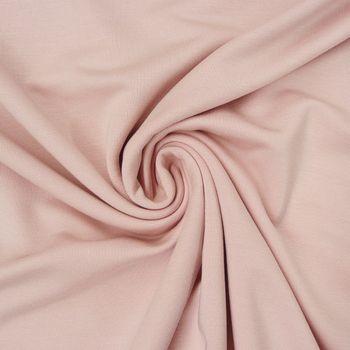 Bekleidungsstoff elastisch Modal einfarbig rosa