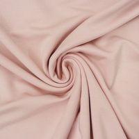 Bekleidungsstoff elastisch Modal einfarbig rosa 001