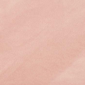Samtstoff Dekostoff Italian Velvet Samt altrosa 1,45cm – Bild 2